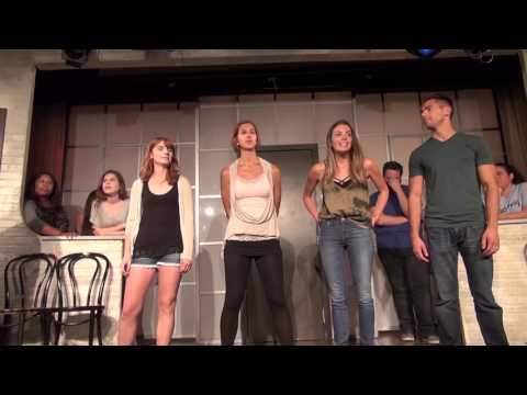 Second City Improv 3 Graduation Show