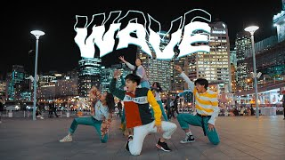 "[KPOP IN PUBLIC] ATEEZ(에이티즈) ""WAVE"" // The Expedition in Australia Dance Cover Contest // HORIZON"