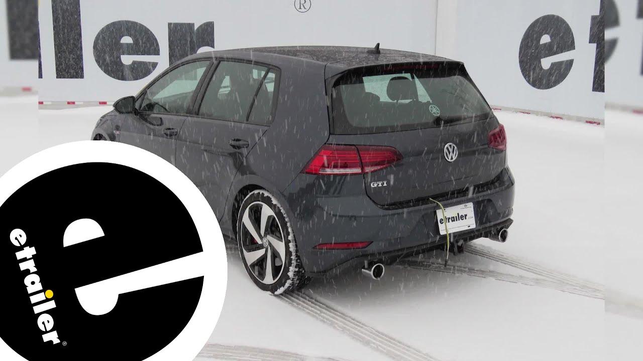 etrailer | Curt T-Connector Vehicle Wiring Harness Installation - 2018  Volkswagen Golf - YouTubeYouTube