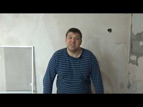 Как установить москитную сетку на пластиковую дверь видео