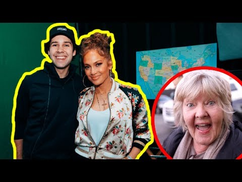 SURPRISING MOM WITH JENNIFER LOPEZ!!