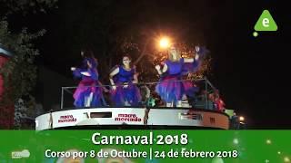 Carnaval 2018   Corso Av. 8 de Octubre
