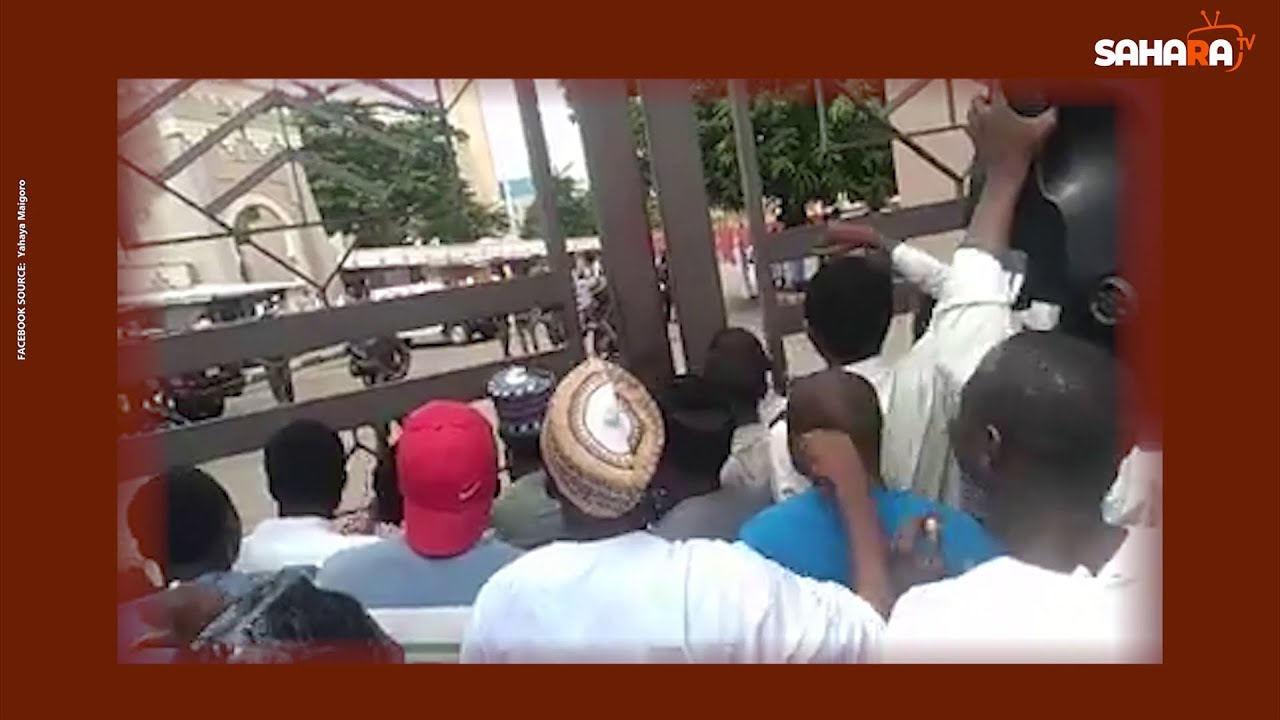 Download Shi'ites Storm National Mosque To Protest Continuous Detention Of El Zakzaky