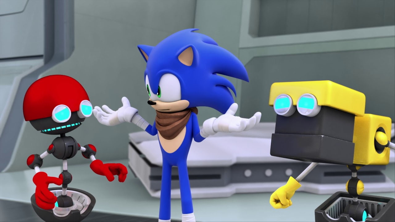 Sonic Boom Deutsch Folge 1