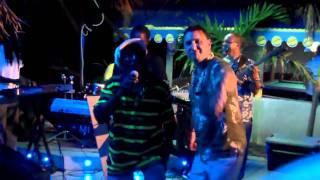 Dread'i And Me Live At Blue Martini !!!! (grand Case, St. Martin) February 2011