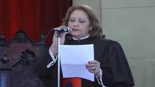 Recepção aos Calouros 2008 - Profa. Ivette Senise Ferreira