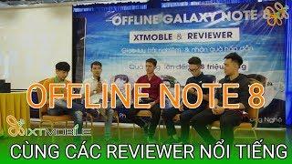 Video XTmobile   Trải nghiệm Siêu Phẩm Galaxy Note 8 cùng các Reviewer NỔI TIẾNG !!! download MP3, 3GP, MP4, WEBM, AVI, FLV Desember 2017