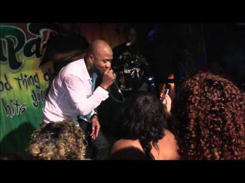 SERANI GETS MOLESTED ON STAGE LIVE FT  PRESSURE BUSSPIPE NEW HITS GINTV
