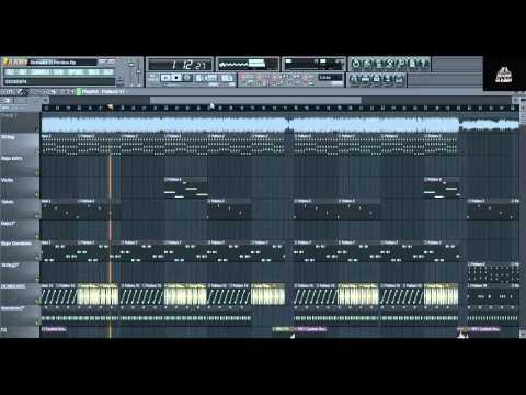 el-perdón---nicky-jam--remake-instrumental-&-acapella-(-flp+-mp3)(prod.by-aitron-)
