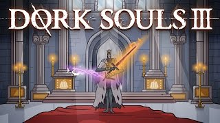 DORK SOULS 3 (Dark Souls 3 Cartoon Parody) -TRAILER-
