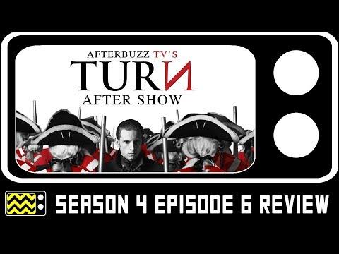 Turn Season 4 Episode 6  w Samuel Roukin  AfterBuzz TV