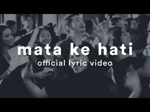 HIVI! - Mata Ke Hati Versi Akustik (Official Lyric Video)