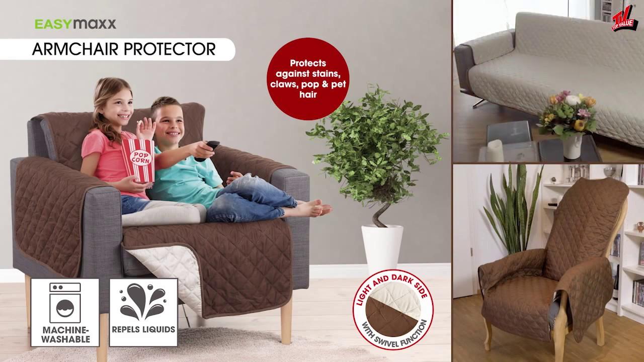 Comment Faire Une Housse De Fauteuil housse protection fauteuil ou canapé chez trend corner