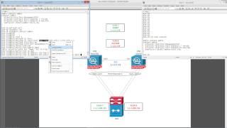 Cisco ASA Cluster Configuration - Part 2 -