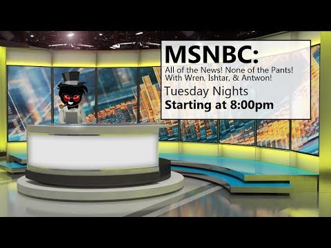 MSNBC: Ikea's Kama Sutra, Real Life Jonah And The Whale, & Florida Man Night