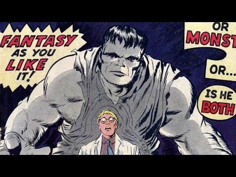 Superhero Origins: The Hulk (Redux)