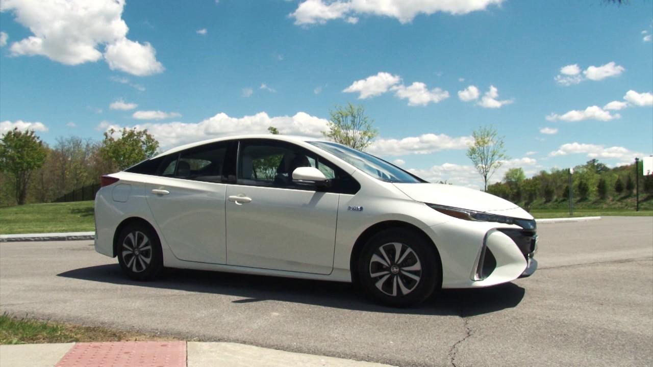 2017 Toyota Prius Prime Complete Review Testdrivenow