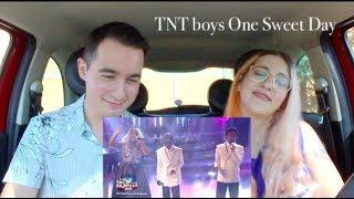 TNT Boys as Mariah Carey Boys II men | One Sweet Day | REACTION