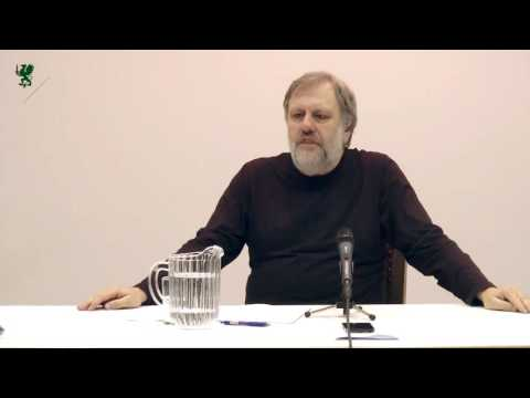 Slavoj Žižek. The great challenge of The Left. 2016