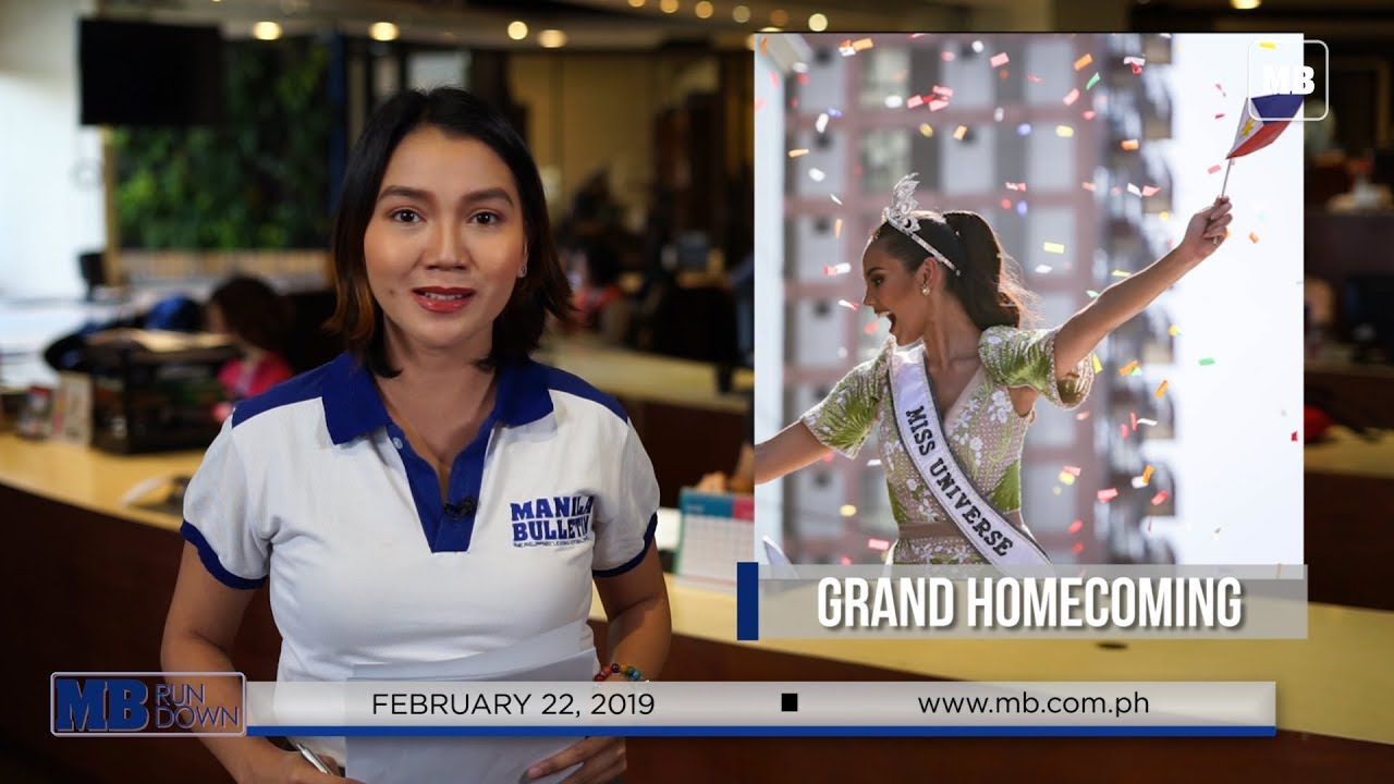 MB Rundown: 3rd week of February 2019