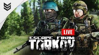 Трое против всех в Escape from Tarkov