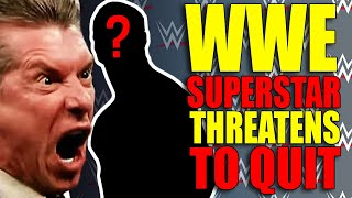 Top WWE Superstar Threatened To QUIT After Squash Match! AEW Star tells Rusev To QUIT! News