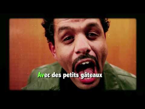 La Voiture Rouge - le clip (HALAL POLICE D'ETAT) poster