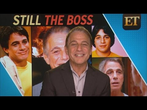 Tony Danza Gets TearyEyed Remembering 'Who's The Boss'