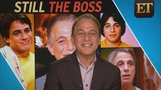 Tony Danza Gets Teary-Eyed Remembering