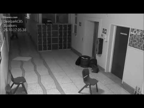 Haunted school in Ireland