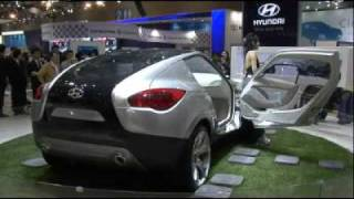 Hyundai HED 6 Concept 2009 Videos