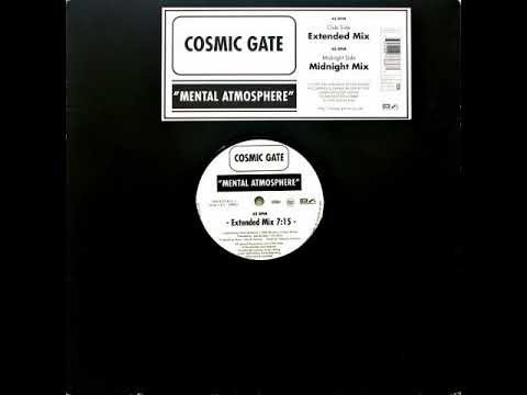 Cosmic Gate -  Mental Atmosphere (Midnight Mix) [1999]