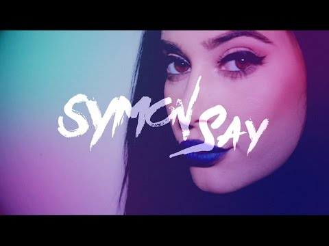 Symon - Say (Official Lyric Video)
