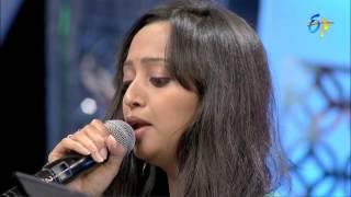 Aa Buggameeda Song - Hemachandra, Malavika Performance In Etv Swarabhishekam 29t