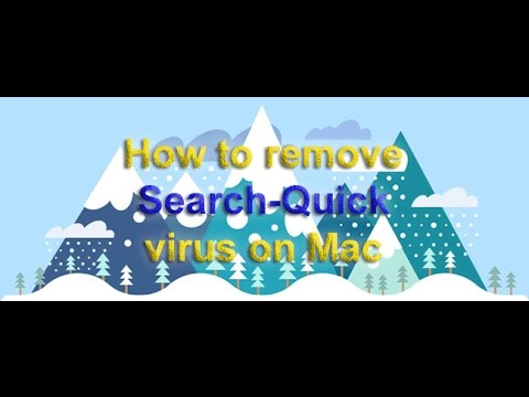 SOLVED: How To Remove Offers4U, Search-Quick malware from Safari, Firefox  and Chrome on Mac OS X