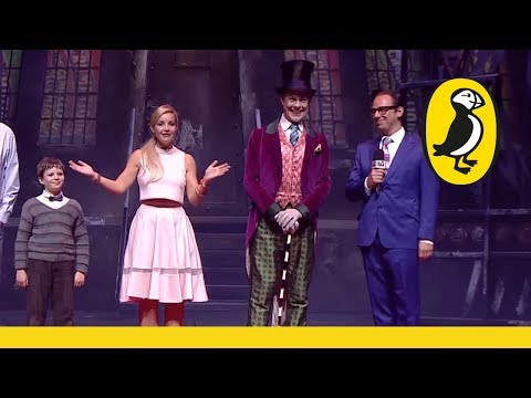 Roald Dahl Day 2014 | Charlie and the Chocolate Factory