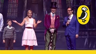 Puffin Virtually Live: Roald Dahl Day 2014 (Charlie and the Chocolate Factory Extravaganza!)
