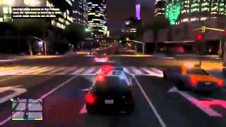 Grand Theft Auto V - Nuevo Gameplay Filtrado