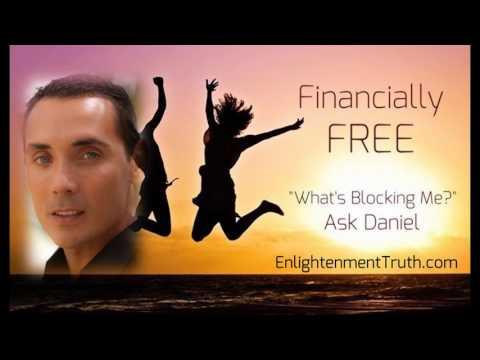 Financial Secrets - How We Block Ourselves!