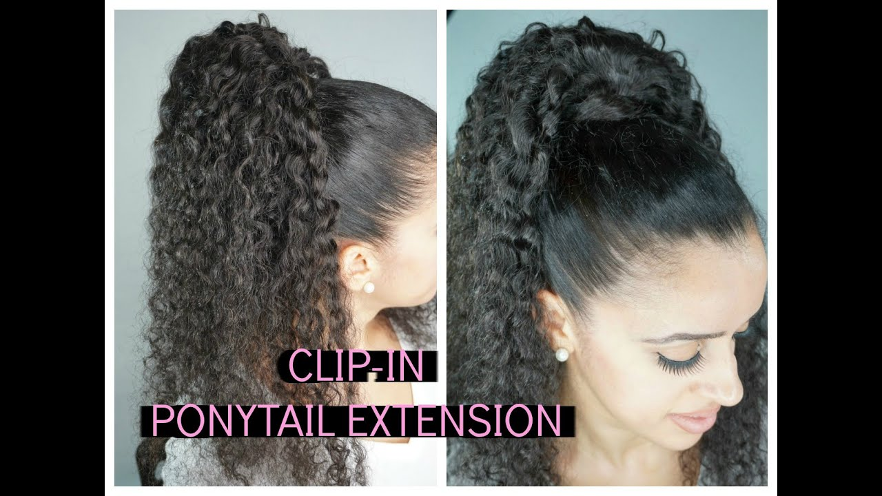 Curly Hair Wrap Pony Tail Extension Natural Curly Hair Curly Heaven