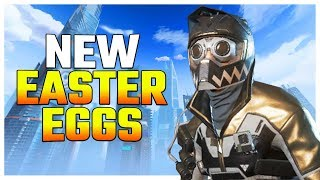 Hidden Town Takeover Easter Eggs + New Octane Heirloom Animation Update (Apex Legends)