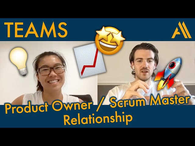 Product Owner / Scrum Master Relationship | Agile Avengers COVideo