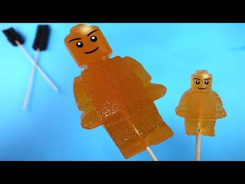 DIY - Wie man einen XXL LEGO LOLLI selber macht!