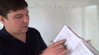 Алгебра 10 класс. 13 октября. Упрощение тригонометрических решение уравнений