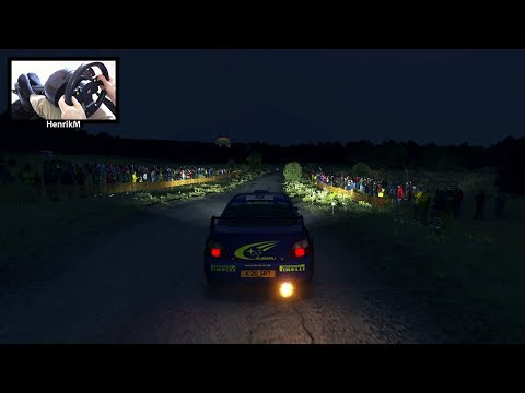 Subaru Impreza 2001 WRC (DiRT Rally)
