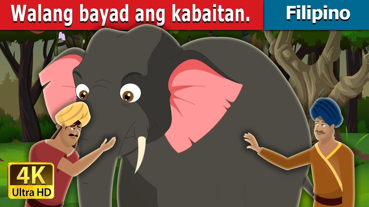Walang bayad ang kabaitan | Kindness Cost Nothing Story | Filipino Fairy Tales