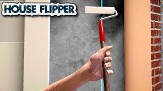 Remont domu po pożarze - House Flipper   #9