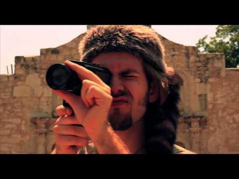 San Antonio Film Festival bumper - Davey Crockett