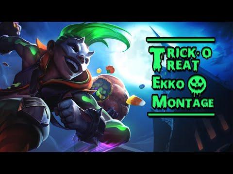 HIDC | Trick Or Treat Ekko Montages 3 | 2018 Random Plays