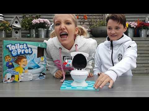 Toilet Pret Spel : Spelletjesmiddag de leukste gezelschapsspellen met kleuters